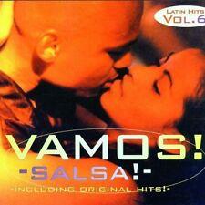 Vamos! Salsa Vol.6 Including Original Hits  Neu