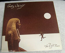 Gary Wright The Right Place LP 1981 Warner Brothers Inner Sleeve Lyrics NM