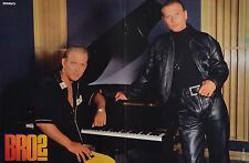 BROS - A3 Poster (ca. 42 x 28 cm) - Matt Luke Goss Clippings Fan Sammlung NEU