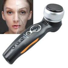 Portable Vibration Monopolar RF Radio Frequency SkinCare Tighten Wrinkle Machine