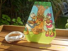 Donald y Daisy pared de lámpara-personaje lámpara-lámpara infantil-luz de relajación