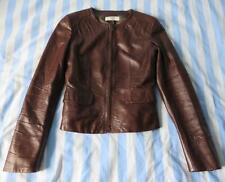 Prada Ladies Leather Jacket