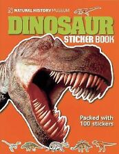Dinosaur Sticker Book by Inc. Staff Sterling Publishing Co. (2008, Paperback)