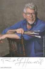 ROLF HARRIS Signed 6x4 Photo MUSICIAN & ARTIST Rolfaroo COA