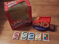Mattel Uno Extreme - Complete With Instructions and Box