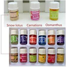 Hot 12pcs Essential Oils Pack for Aromatherapy Spa Bath Massage Lavender Oil US