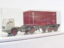 Wiking MB Containersattelzug CTI VP (G2624)