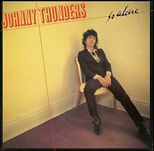 Johnny Thunders - So Alone LP Record Vinyl - BRAND NEW - Yellow Vinyl