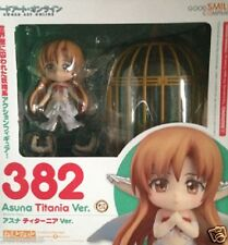 New Good Smile Company Nendoroid 328 Sword Art Online Asuna Titania Ver.