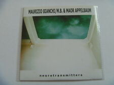 MAURIZIO BIANCHI - NEUROTRANSMITTERS - QUALITY CHECKED CD FREE FAST DELIVERY