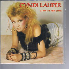 CYNDI LAUPER time after time / i'll kiss you EPIC 1984 pop disco funk Italy