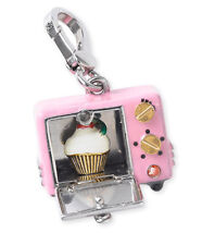 NEW Juicy Couture Charm Cupcake Oven
