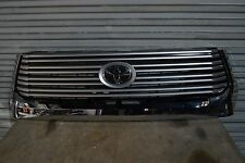 2014 2015 2016 Toyota Tundra Limited Front Chrome Grille OEM 53100 0C31000