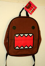 New Domo Japanese Anime Classic Mini Backpack New Tags Back Pack Kids