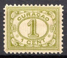 Curacao - 1915 Definitives numeral Mi. 50C (Perf. 11,5) MH