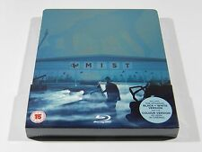 The Mist Blu-ray Steelbook [UK] Includes Black and White Version!!! Loose Disc