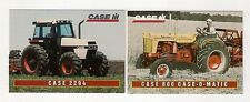 1995 IH tractor, Case 2294, 1568 w/singles,2 collector/trading cards, #C19  #C20