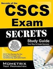 Secrets of the CSCS Exam Study Guide : CSCS Test Review for the Certified...