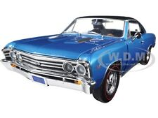 1967 CHEVROLET CHEVELLE SS 427 BALDWIN MOTION LTD 1002pc 1/18 AUTOWORLD AMM1068