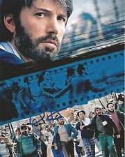 Ben Affleck Signed ARGO 10x8 Photo AFTAL OnlineCOA