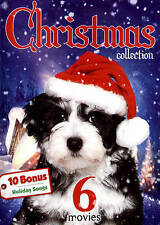 Christmas Collection: 6 Movies - 10 Bonus Holiday Songs New DVD