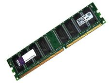 1gb 1024 MB di RAM PC memoria DDR 400 MHz Intel + AMD 64mx8 Low Density DIMM 64x8