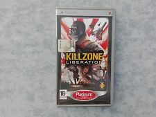KILLZONE LIBERATION per SONY PLAYSTATION PSP PAL ITALIANO COMPLETO COME NUOVO