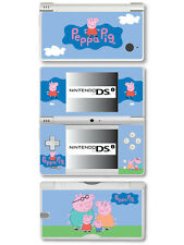 Peppa Pig Vinyl Skin Sticker for Nintendo DSi