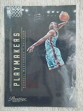 RUSSELL WESTBROOK 2012-13 PANINI PRESTIGE PLAYMAKERS CARD #14