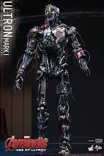 HOT TOYS 1/6 MARVEL AVENGERS MMS292 ULTRON MK1 MARK I MASTERPIECE ACTION FIGURE