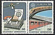 Griechenland 1988  - Michelnummer 1685 - 1686 A  postfrisch ( intern: 1755 )