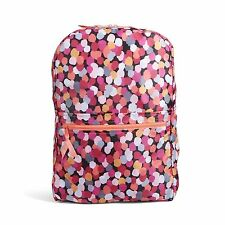 NWT Vera Bradley lightweight Backpack in a Pouch in Pixie Confetti