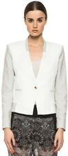 NWT! $645 Helmut Lang Quirrey Suiting blazer jacket  Sz 0 Xs Sold Out !