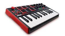 NEW Akai MPK Mini MKII Laptop Keyboard/Pad Controller w/ Hybrid 3 - MPKMini 2
