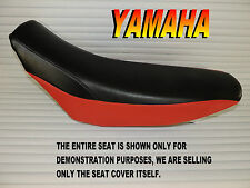 YAMAHA Phazer seat cover 2005-17 MTX XTX RTX 500 Phaser red & black 364D