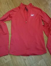 NIKE long sleeved running top DRY-FIT BREATHABLE size XS