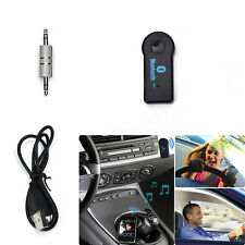 3.5mm Streaming Car Wireless Bluetooth CarKit AUX Audio MusicReceiver AdapterMDA