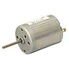 12 Volt DC Motor - 3000 RPM 2 pcs