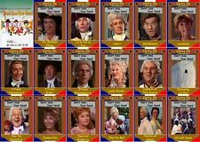 Carry on Don't Lose Your Head movie trading cards