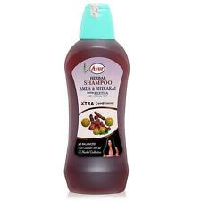 Ayur Herbal Shampoo Amla and Shikakai With Reetha For Normal Hair - 200 ml