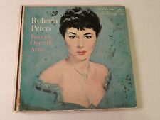 Sexy Cheesecake Cleavage Cover Roberta Peters  Famous Operatic Arias LP