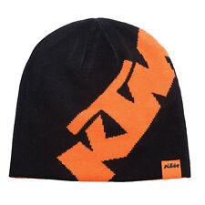 KTM Vert Beanie Hat Cap Noir Motocross MX-LIVRAISON GRATUITE