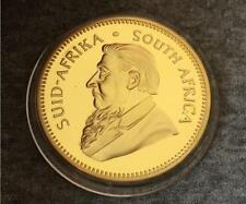 1972 SOUTH AFRICA - KRUGERRAND - HIGH QUALITY GOLD PLATED COIN RARE