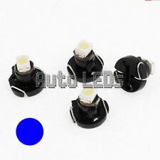 Blue SMD LED T3 Neo Wedge 12v Interior LED Bulb