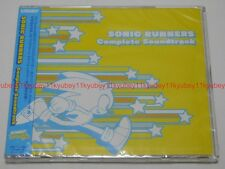 New Sonic Runners Complete Soundtrack CD Japan F/S WWCE-31382 4571164383828