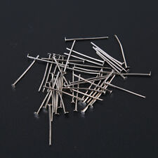 1000x Wholesale Head Pins Jewelry Making Finding 160046