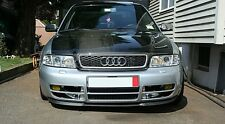 Audi A4 S4 RS4 B5 Front Bumper Cup Spoiler Lip Valance