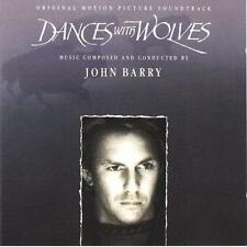 John Barry Dance With Wolves (Original Motion Picture Soundtrack) NUOVO