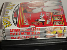All Pro Wrestling Box Set - Battle Of The Sexes 1&2, Pro Before They Were Stars