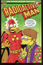 RADIOACTIVE MAN #3 NEAR MINT #216 ON THE COVER (1st SERIES 1993 BONGO COMICS)